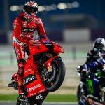 Miller y Bagnaia para el doblete Ducati, caídas de Pol y mal Mir
