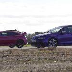 [Vídeo] Volkswagen Golf R vs. Honda Civic Type R: ¿Eres más de 'japos' o de alemanes?