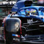 Alonso espera más de Alpine