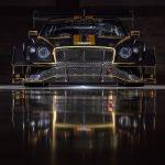 Así es el Bentley Continental GT3 que quiere coronar Pikes Peak usando e-gasolina