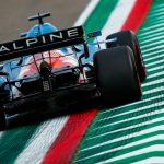 El Alpine A521 de Alonso y Ocon tiene un problema de gases