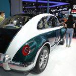 ¿Es realmente el ORA Punk Cat una copia del Volkswagen Beetle?