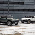 GMC nos presenta el HUMMER EV en formato SUV: Hasta 842 CV y 483 km de autonomía
