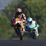 Resumen carrera Moto3 GP de Portugal: Acosta no da tregua