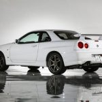 A subasta un Nissan Skyline GT-R R34 V-Spec II Nür... ¡con solo 10 kilómetros!