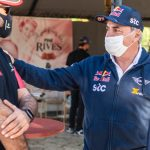 """Audi, próximo paso de Sainz en el Dakar: """"Está casi todo hecho"""""""