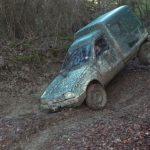 Disfruta mientras una Citroën C15 4x4 humilla a todo un Jeep Grand Cherokee (+vídeo)