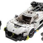 LEGO Speed Champions estrena garaje: Koenigsegg Jesko, Ford Bronco, Toyota GR Supra y muchos más