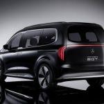 Mercedes Concept EQT: así imagina Mercedes su furgoneta eléctrica