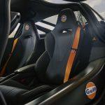 Para acabar el día, disfruta de las fotos de un McLaren 720S con decoración de Gulf