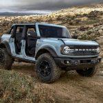 Prácticamente oficial: habrá un Ford Bronco 100% eléctrico, y 100% todoterreno