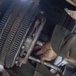 ¿Qué pasa si se instalan cinco volantes de inercia en un motor?