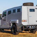 SVI Max 3 Troopy: este búnker sobre ruedas es en realidad un Toyota Land Cruiser