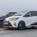 [Vídeo] Toyota GR Yaris vs. Yaris GRMN: ¿Están hechos de la misma pasta?
