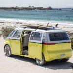 Volkswagen llenará las ciudades, a partir de 2025, de ID.BUZZ eléctricas y sin conductor