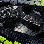 Atento a este Lamborghini Sian de LEGO a tamaño real