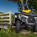 El ATV vuelve: Nuevo Kymco MXU 700 ABS EPS