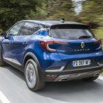 El Renault Captur suma el motor 1.3 TCe con 160 CV