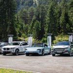 Los eléctricos de Volvo podrán recargar en la red Ionity, y a mejor precio que el habitual