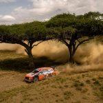 Neuville roza el triunfo y Ogier llega al podio en el Safari