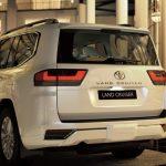 Oficial: Nuevo Toyota Land Cruiser Wagon