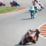 Resumen carrera Moto3 GP de Alemania: otra más de Acosta