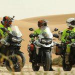 Triumph Adventure Experience: Aprende con los mejores