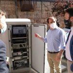 """Un """"radar de emisiones"""" lleva más de un mes funcionando en Madrid: los coches sin etiqueta, en el punto de mira"""