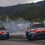 [Vídeo] Disfruta de los BMW M4 Competition de los Redbull Driftbrothers sobre la pista