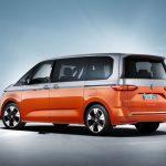 Volkswagen Multivan T7: así es la furgoneta del futuro según Volkswagen (+fotos)