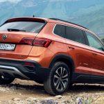 Así es el Volkswagen Taos europeo que eclipsará al Tiguan