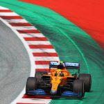 Bien McLaren, mejor Norris