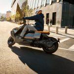 BMW CE 04: el scooter eléctrico del futuro es real y ya está aquí