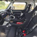 Bowler Defender: el Land Rover más deseado se va de carreras