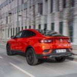 El Renault Arkana ya a la venta con 160 CV en gasolina