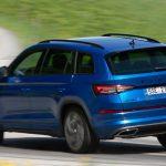 El Skoda Kodiaq RS regresa al mercado… y con motor de gasolina