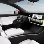 """Elon se cierra en banda: no podrás comprar un Tesla Model S Plaid sin """"yoke"""""""