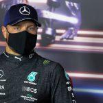 Hamilton elige a Bottas