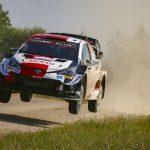 Kalle Rovanpera reina el jueves en Estonia