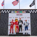 La IndyCar se rinde a Álex Palou