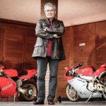Massimo Tamburini, el lápiz de las motos sexys