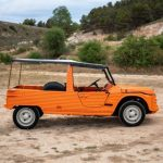 Prueba en vídeo del Citroën Méhari: la cara más simpática del Citroën 2CV
