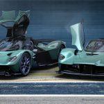 Aston Martin Valkyrie Spider: 1.155 CV para saber cómo es correr Le Mans a cielo descubierto