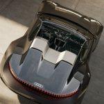 Audi Skysphere: el futuro es un roadster eléctrico de lujo… con aires de Batmóvil