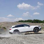 El familiar hecho SUV: así es el nuevo Mercedes Clase C Estate All-Terrain y todos sus trucos
