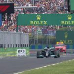 Error garrafal de Mercedes: Hamilton es último