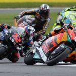Gardner gana, Raúl se cae y Navarro vuelve al podio