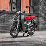 Honda Super Cub 125 2022, la más popular de la historia