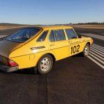 La importante y desconocida misión del Saab amarillo aparcado en la pista del aeropuerto
