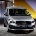 La nueva Citan de Mercedes-Benz da la cara y estos son sus detalles